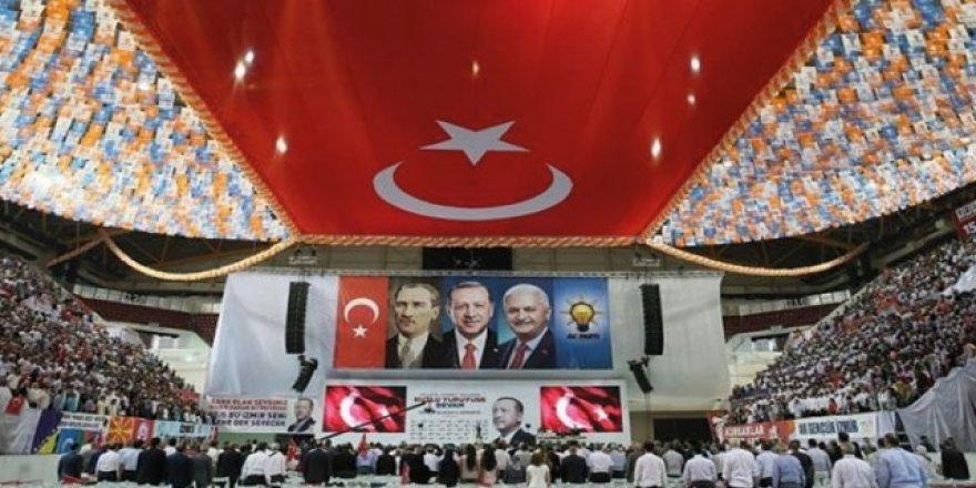 AK Parti'de kongre tarihi belli oldu