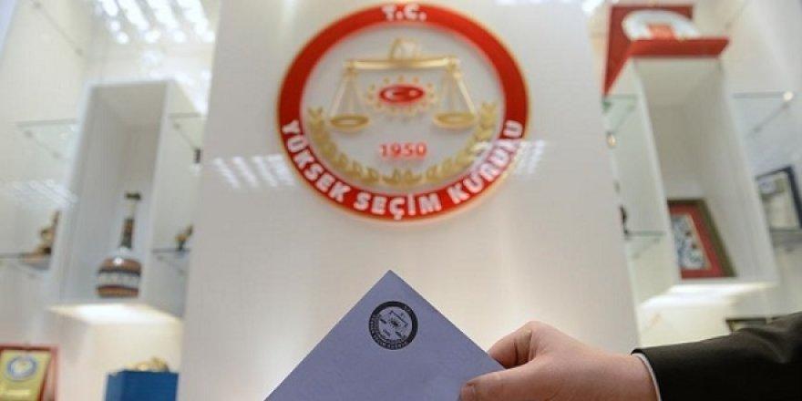 Seçim görevlisi ücretleri yatırılmaya başlandı