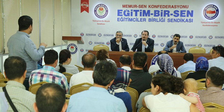 Ali Yalçın'dan Sözleşmeli Öğretmenlik Çıkışı: Kalıcı Olarak...