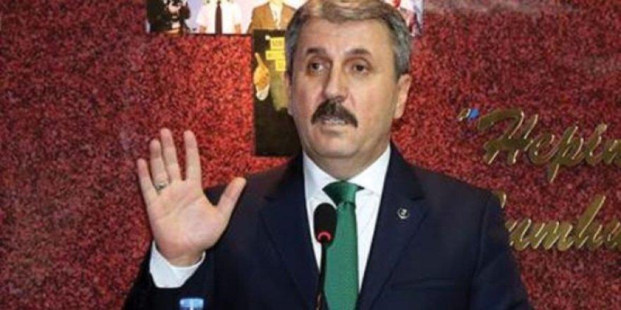 Destici'nin 'Ben AK Parti vekili değilim' itirazına red