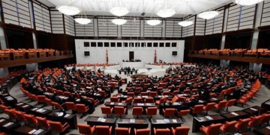 3600 ek gösterge Meclis'e geliyor