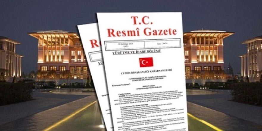 Ankara'da bürokrasinin plakaları değişiyor