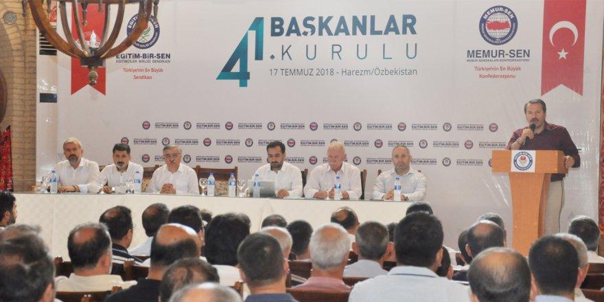 Ali Yalçın: Yeni dönemde vaatler yerine getirilmeli