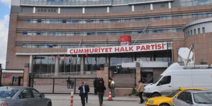 CHP'de 59 il başkanı'ndan 'kurultay' açıklaması