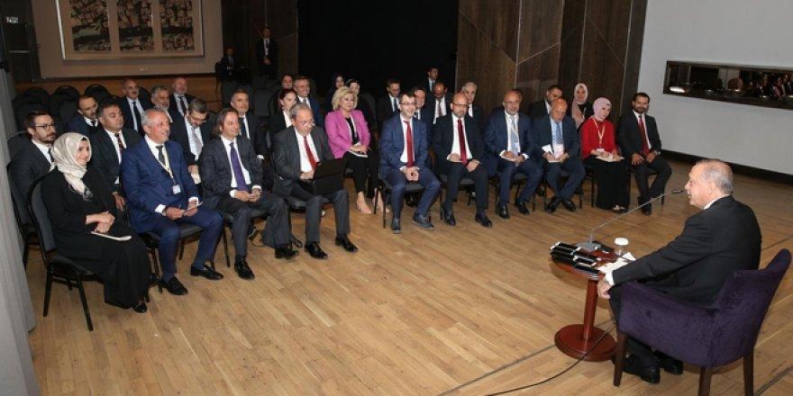 Erdoğan'dan rahip Brunson açıklaması