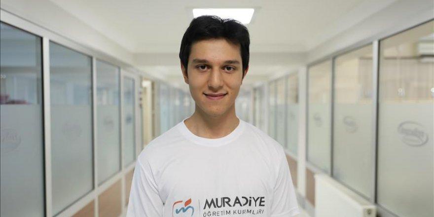 Düzenli çalışma YKS'de Türkiye ikinciliği getirdi