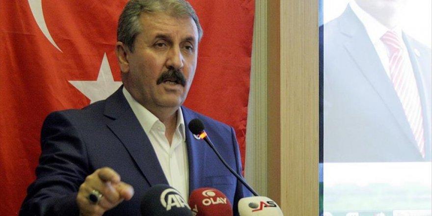 """""""İdam cezası teklifimizi ekim ayında Meclise sunacağız"""""""
