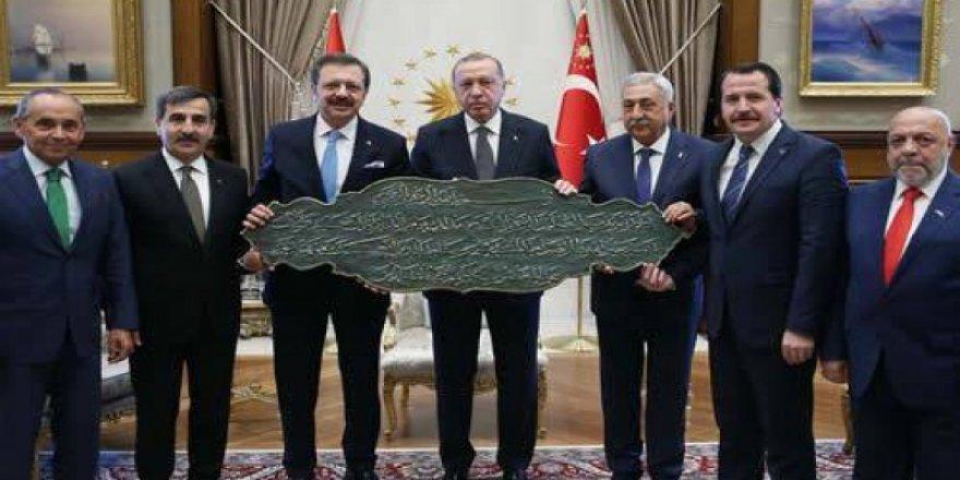 Kamu Çalışanlarının Sorunları Erdoğan'a İletildi