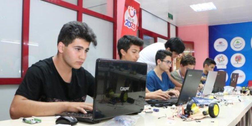 'Kod Adı 2023' projesinin kampı başladı