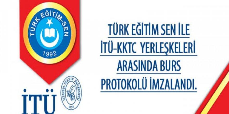 Türk Eğitim Sen ve KKTC İstanbul Teknik Üniversitesi arasında indirim anlaşması
