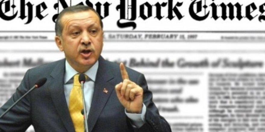 Erdoğan New York Times'a yazdı: ABD tek taraflılığı ve saygısızlığı bırakmazsa