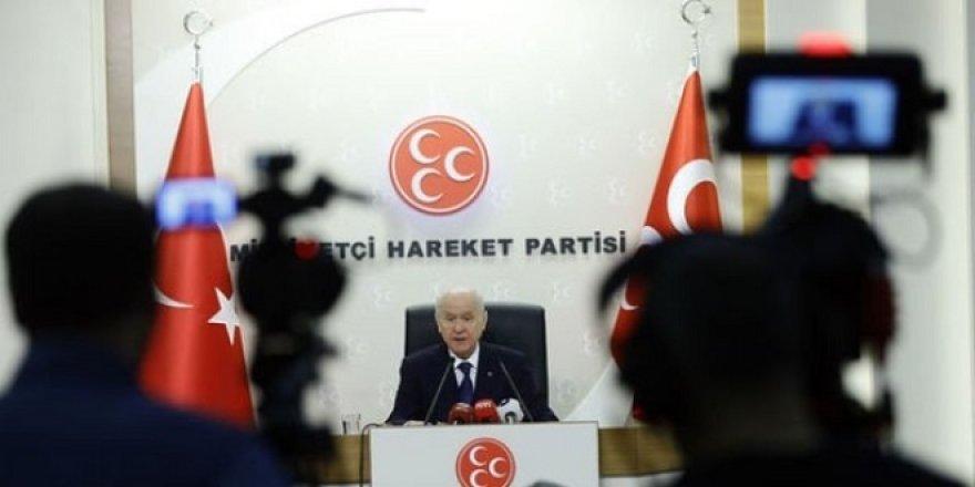 MHP'de yerel seçimde ittifak yapmayacak