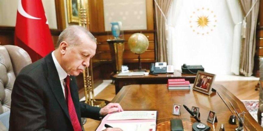 Cumhurbaşkanlığı Kararnamesi ile 4 kuruma atama yapıldı