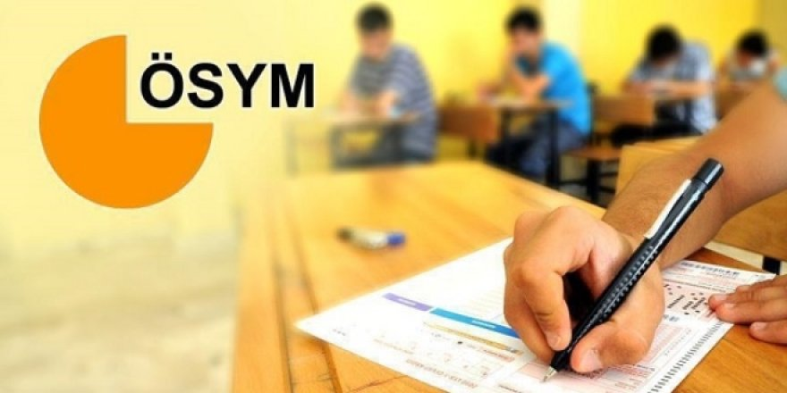 ÖSYM'nin 2018 sınavlarında soru iptali olmadı