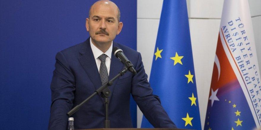 Süleyman Soylu: Ne Türkiye eski Türkiye'dir ne de Avrupa Birliği eski AB'dir