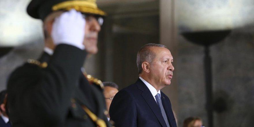Erdoğan: Tehdit ve saldırılar bizi hedeflerimizden alıkoyamayacak
