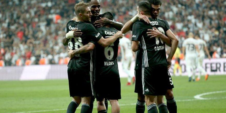 Beşiktaş UEFA Avrupa Ligi'nde
