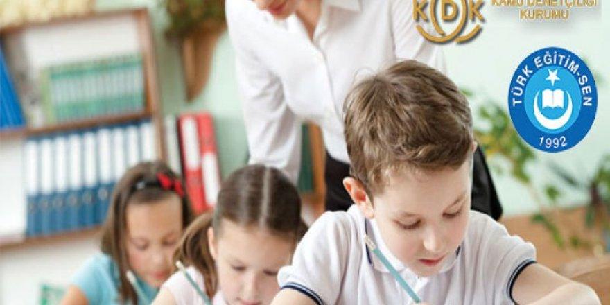 Nöbetçi Öğretmenlere Yeni Ek Ders Ücreti Şansı