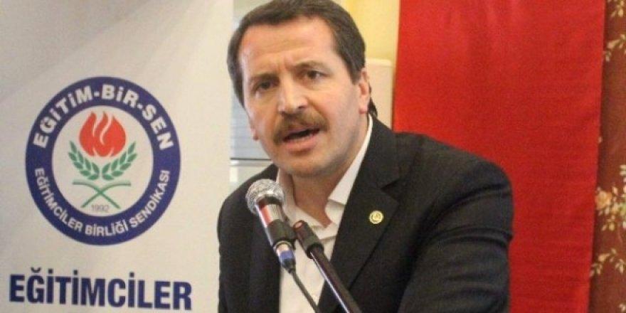 Ali Yalçın'dan Öğretmene Teşvik Önerisi