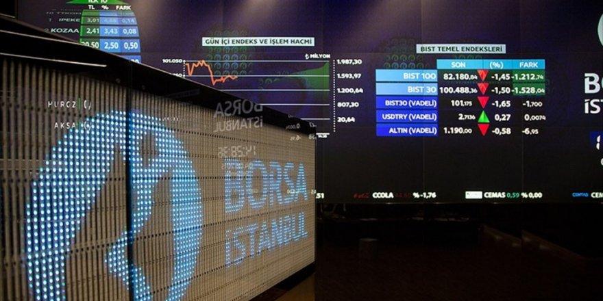 Borsa güne 95.000 üzerinde başladı