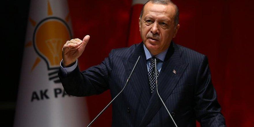 Erdoğan: Merkez Bankası'na karşı sabır safhasındayım