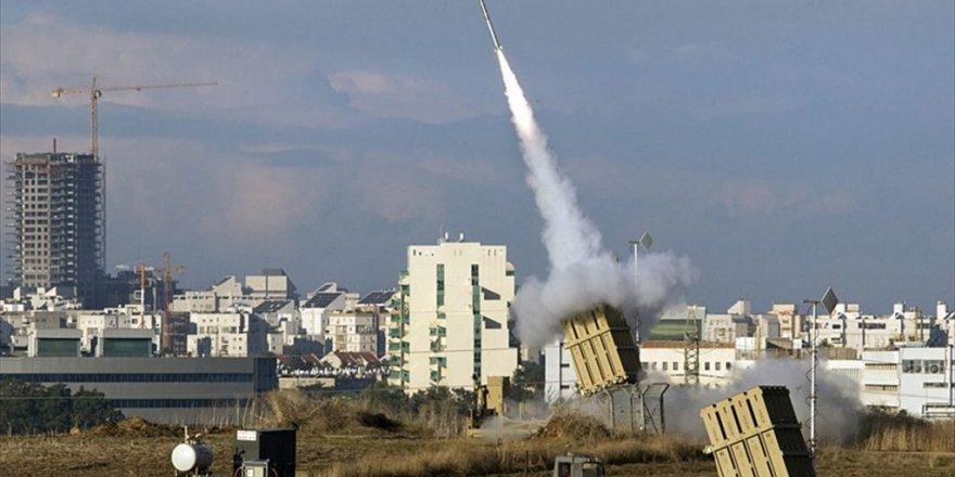 'İsrail'den Şam'a füze saldırısı' iddiası