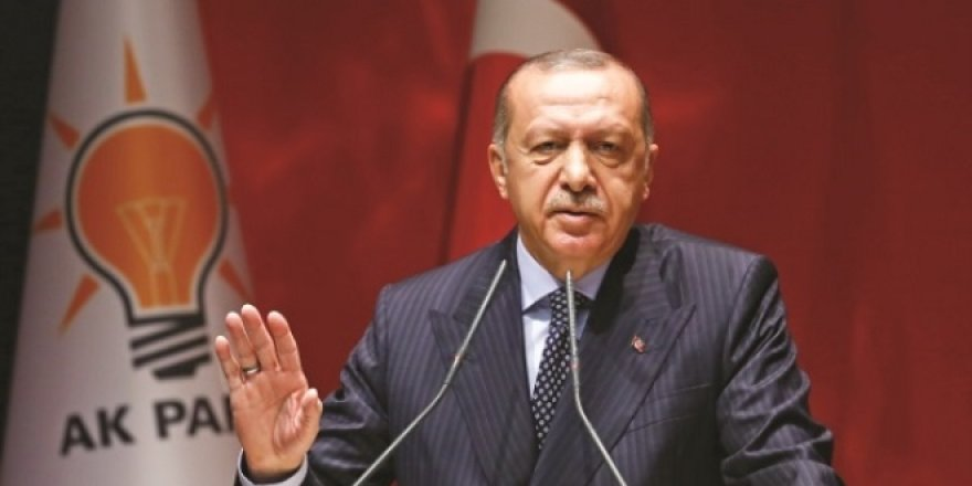 Erdoğan: Kravatınızı çıkarın