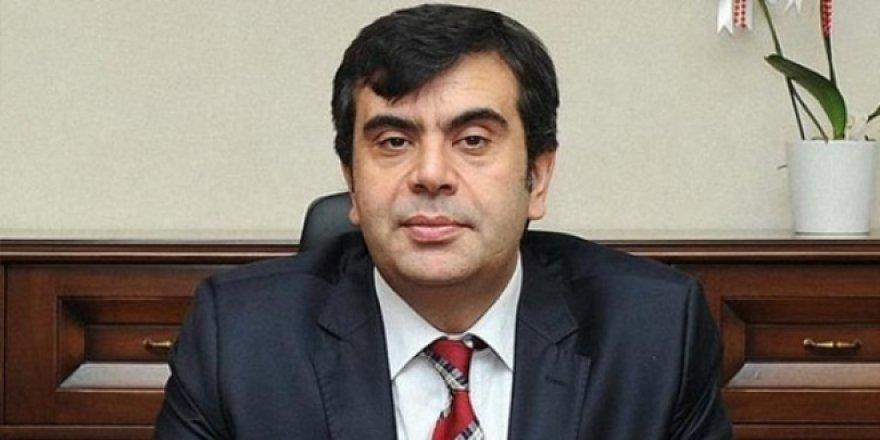 MEB eski müsteşarı Tekin, rektör olarak göreve başladı