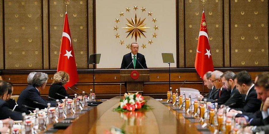 Erdoğan'dan önemli açıklamalar: Taviz verilmeyecek