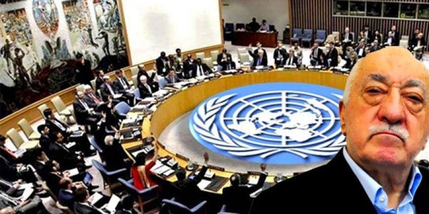 BM'de FETÖ skandalı! FETÖ BM'de konferans verecek