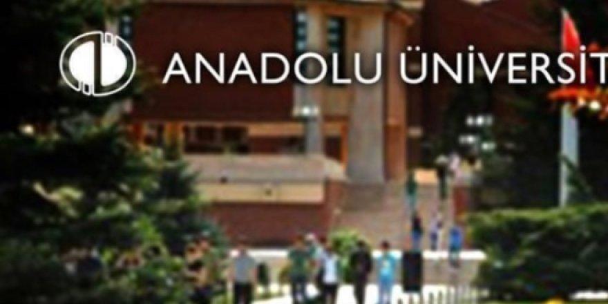 Açıköğretim ikinci üniversite kayıtları için son gün