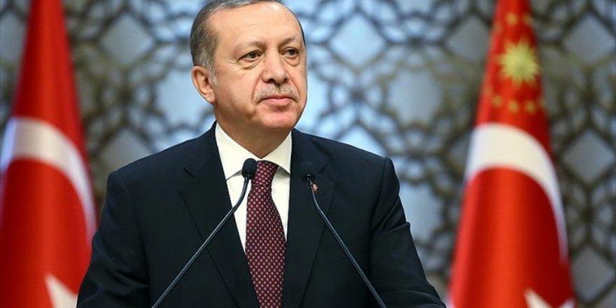 Cumhurbaşkanı Erdoğan'dan TEKNOFEST'e davet