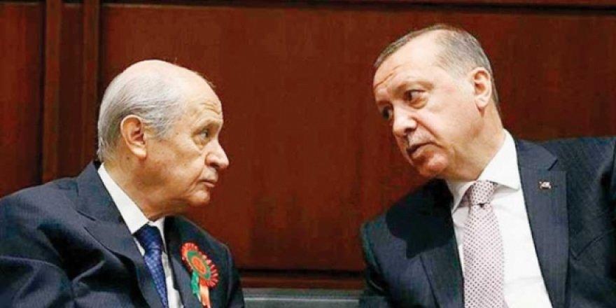 AK Parti- MHP ittifağının ilkeleri şekilleniyor
