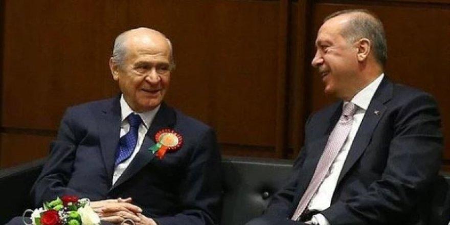 AK Parti ve MHP, Cumhur İttifakı konusunda anlaştı
