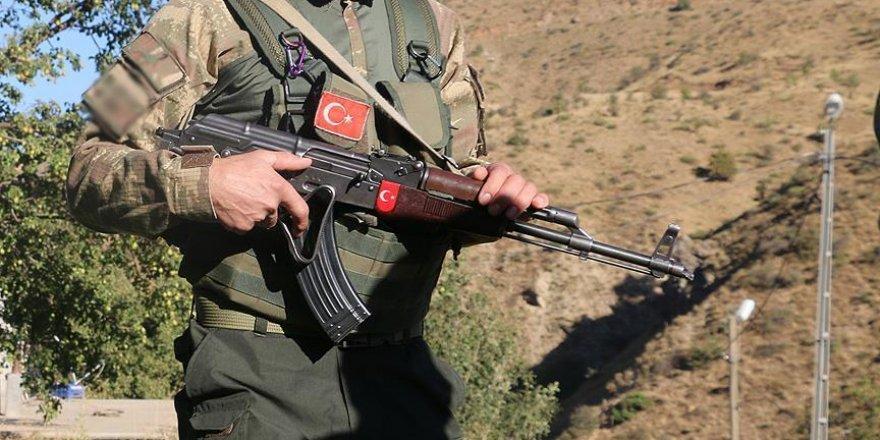 Şırnak'ta 2 güvenlik korucusu şehit oldu