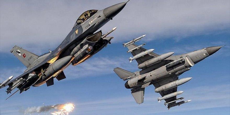 Irak'ın kuzeyinde 8 silahlı terörist etkisiz hale getirildi