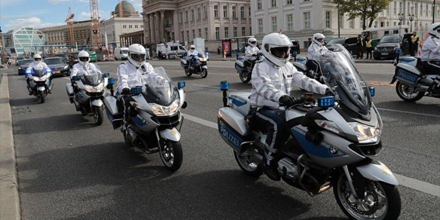 Cumhurbaşkanı Erdoğan'ı koruyan Alman polis timinde Neonazi skandalı