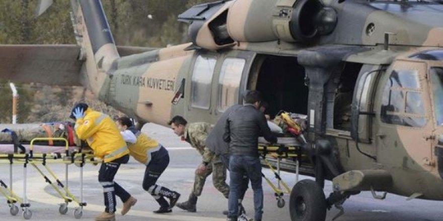 Irak'ın kuzeyinden acı haber: 1 asker şehit, 4 asker yaralı