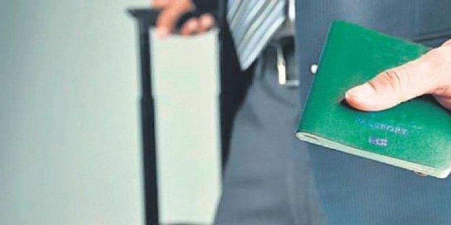 Yazar ve sanatçılara da yeşil pasaport
