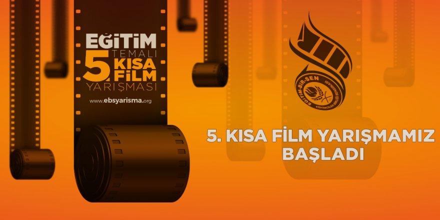 'Eğitim' temalı 5. kısa film yarışması başladı