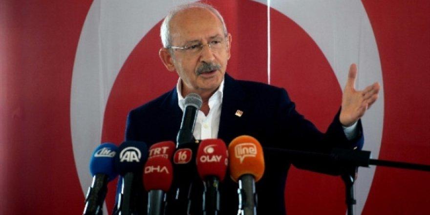 Kılıçdaroğlu: Eğiticilerin, eğitimin sorunlarını çözmek istiyoruz