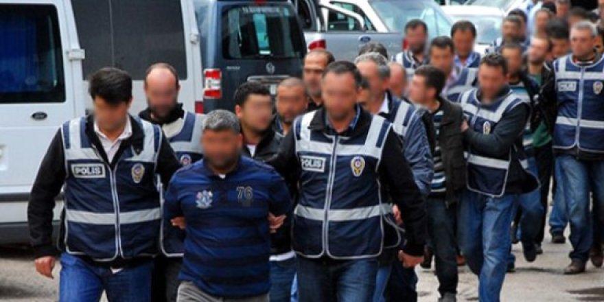 Son bir haftada FETÖ'den 667 kişi gözaltına alındı