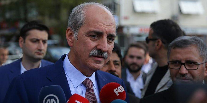 Kurtulmuş'tan 'AK Parti-MHP ittifakı' açıklaması