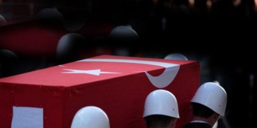 Eskişehir'de devrilen askeri aracın sürücüsü şehit oldu