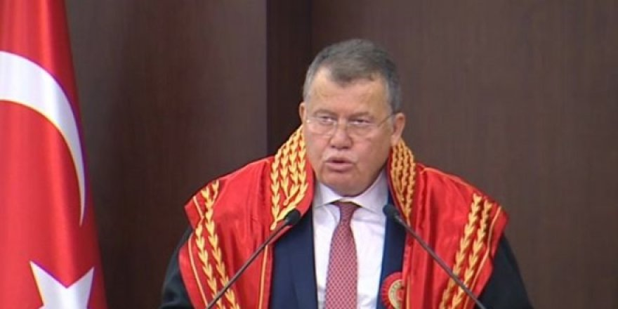 Yargıtay Başkanı: Türk yargısında 5 kara delik var