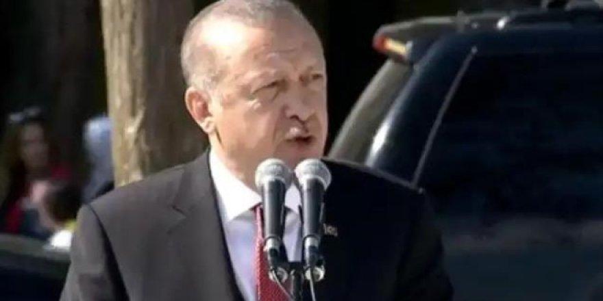 Erdoğan: Bedelli askerlik yapanlar çok büyük kayıptalar
