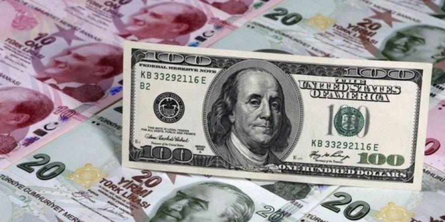 Doların dünya rallisinde lider Türkiye oldu