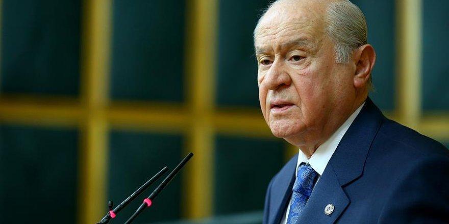 MHP lideri Bahçeli: Cumhur ittifakı devam ediyor