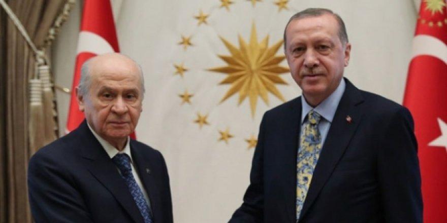 Ak Parti'nin, MHP'yi destekleyeceği 6 il belli oldu