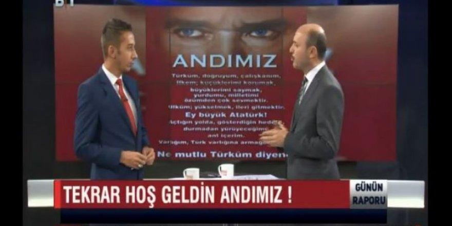 """""""Öğrenci Andı Konusu Turnusol Kağıdı Oldu"""""""